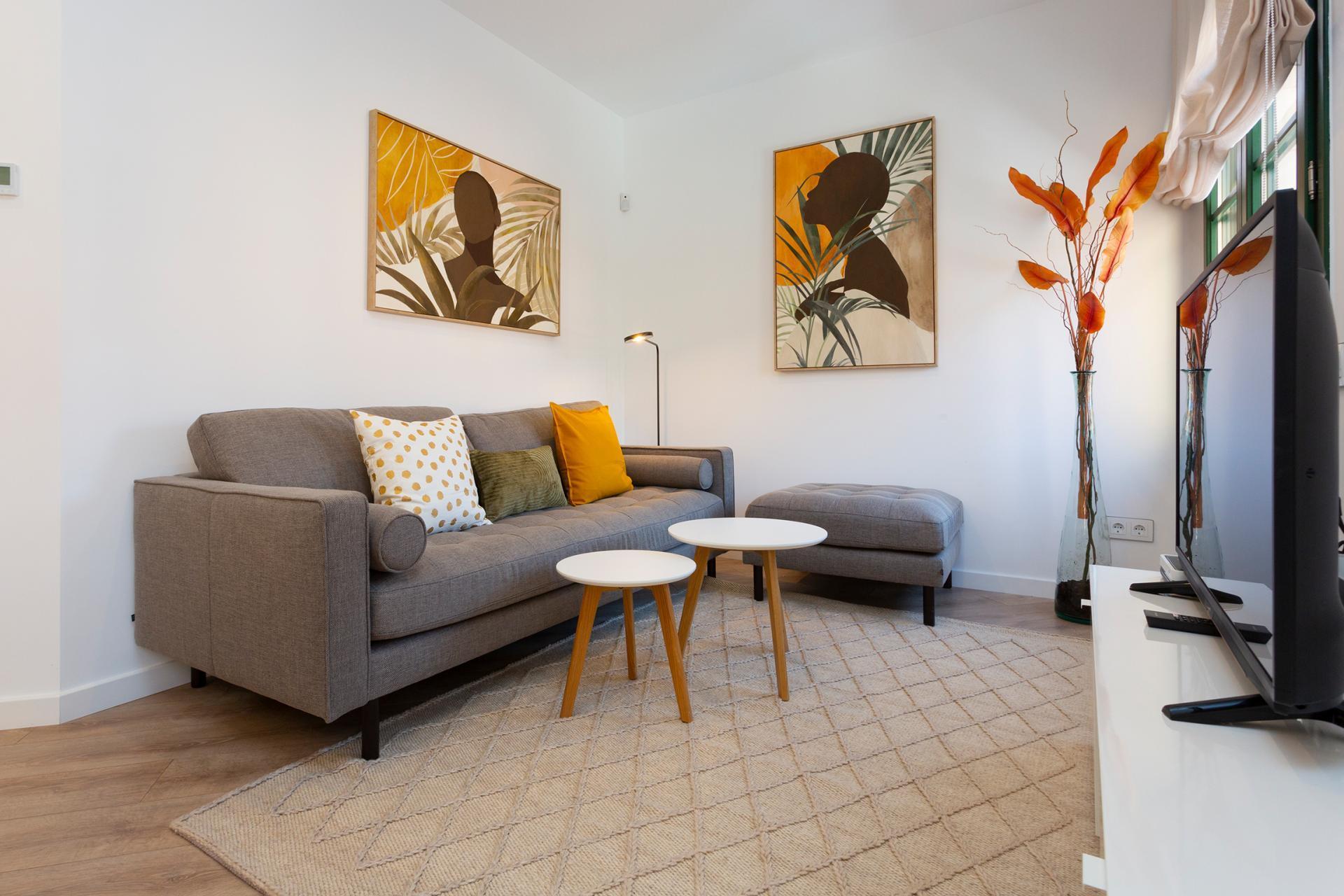 Portugalete 2 - Moderno piso en Barcelona