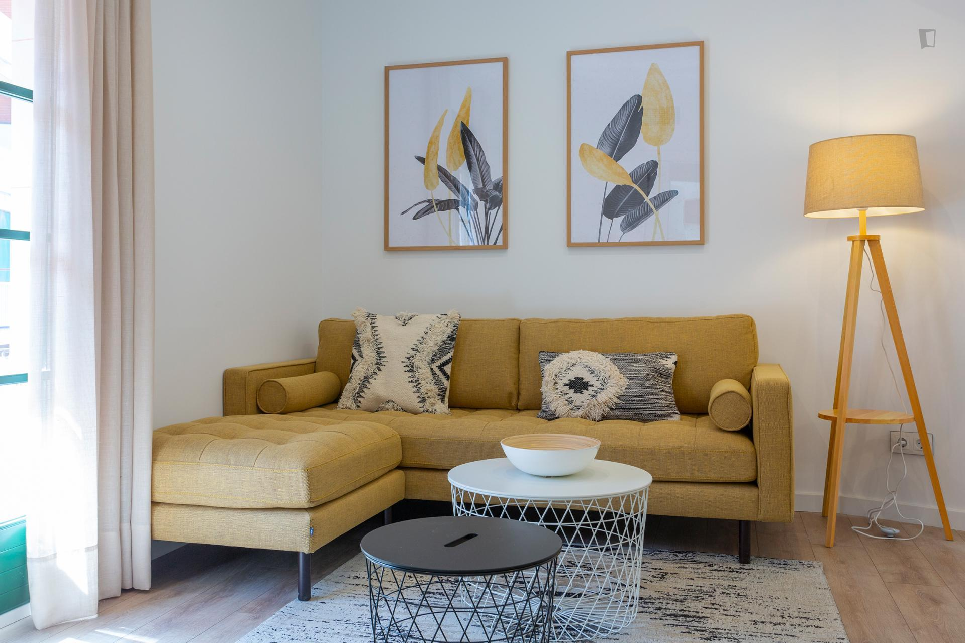 Portugalete 3 - Furnished flat for expats in Barcelona