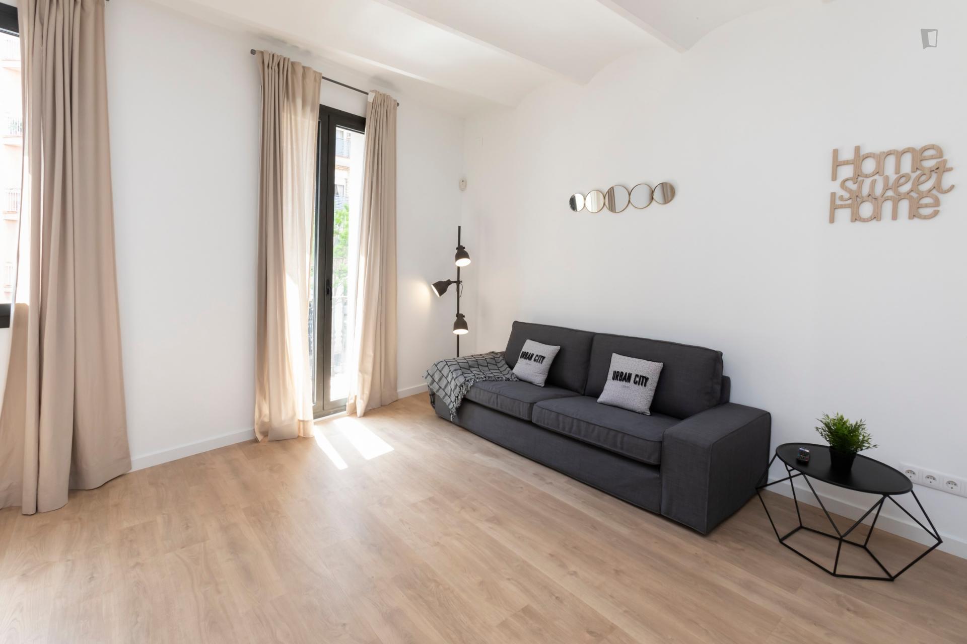Llobregat - Habitación doble cerca de Barcelona