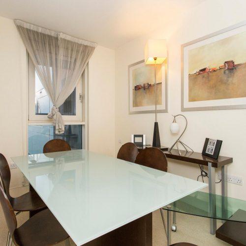 Apartamento moderno y espacioso en Londres