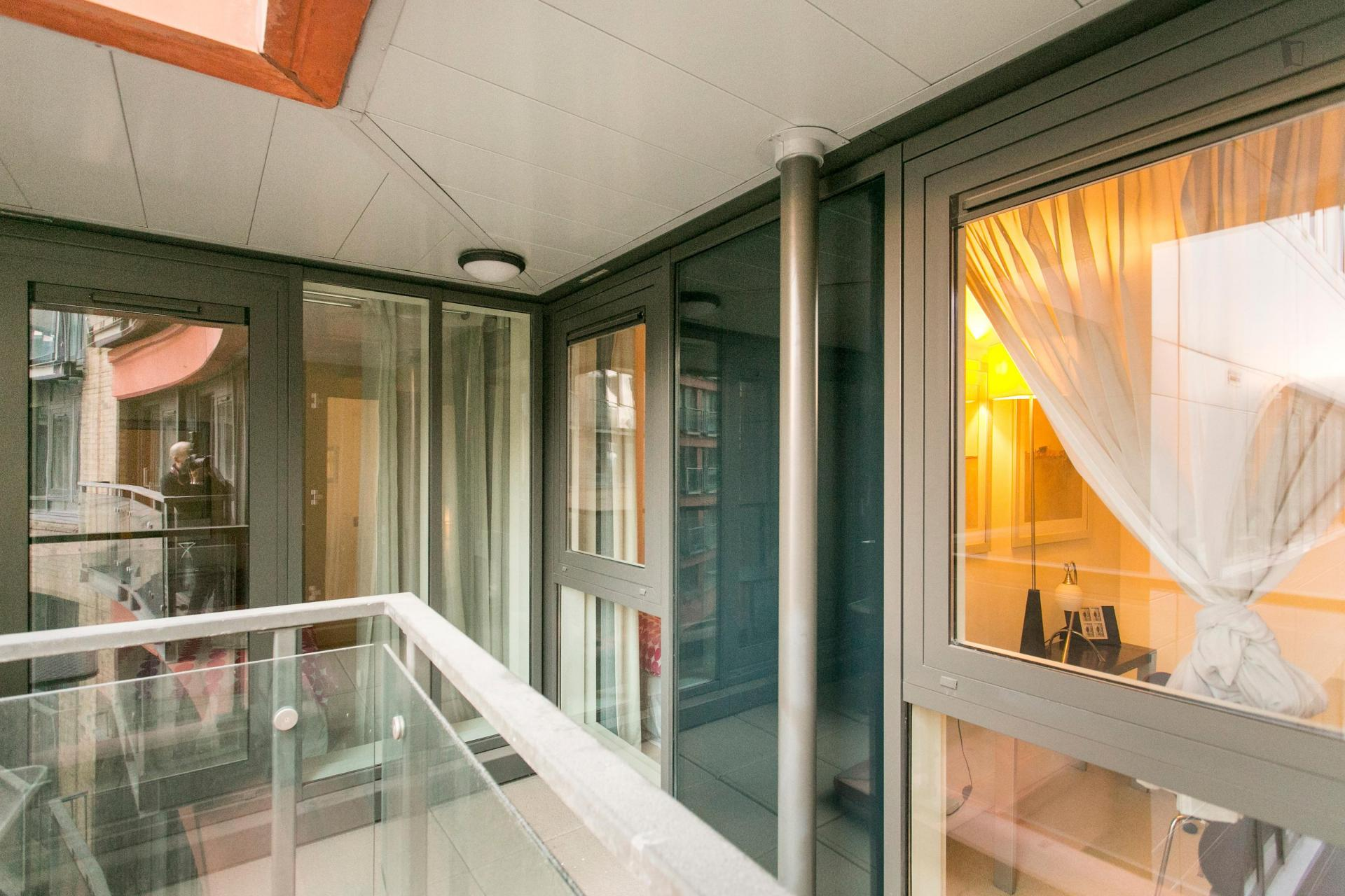Praed - Apartamento moderno y espacioso en Londres