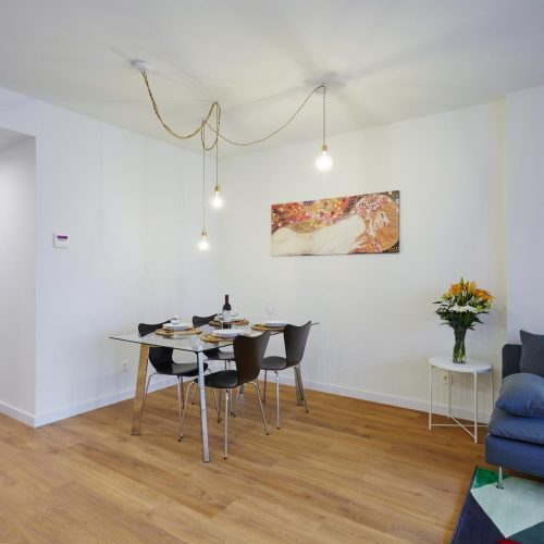 Vallseca - Modern furnished apartment in Barcelona