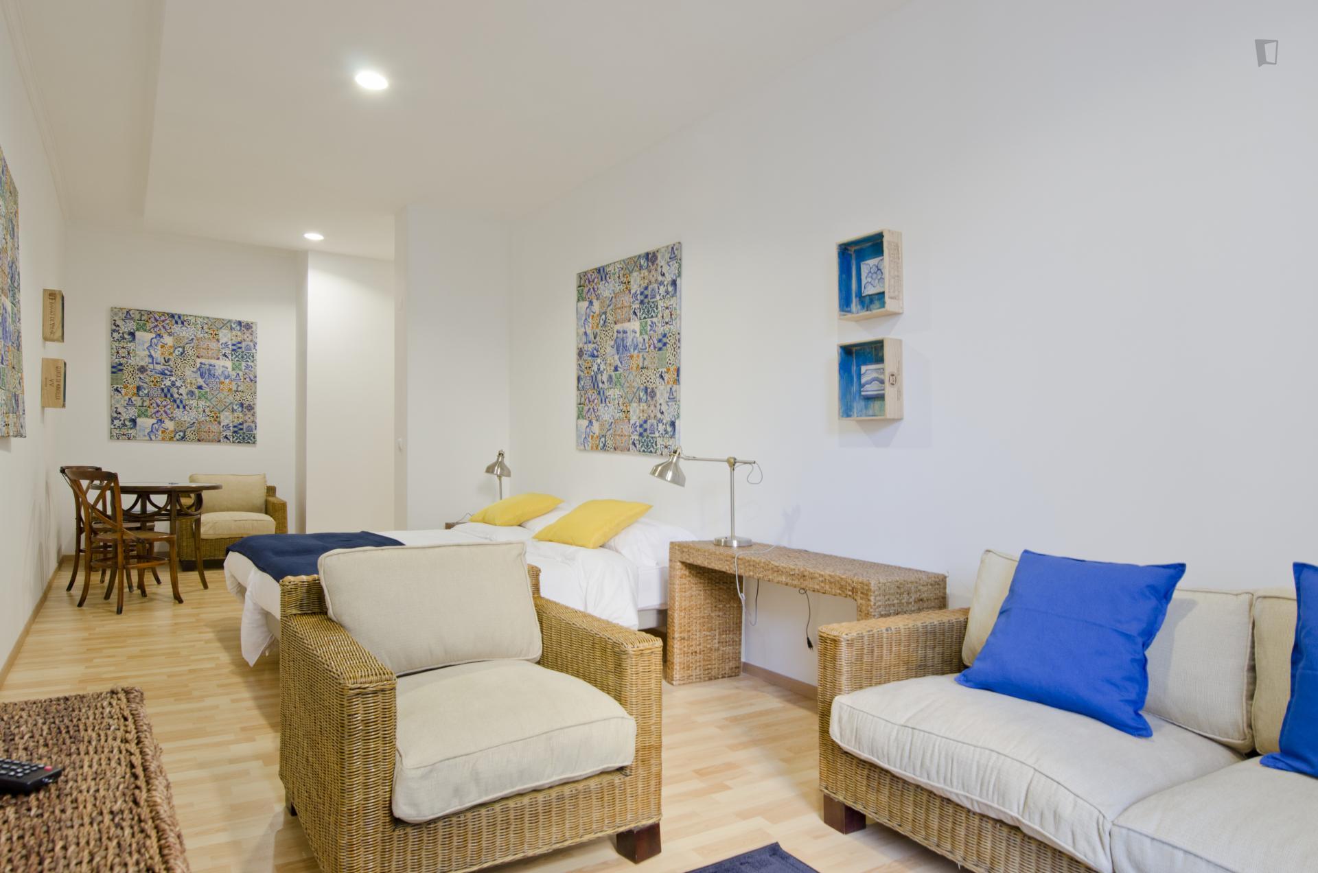 Prata- Fantastic Studio Apartment in Lisbon