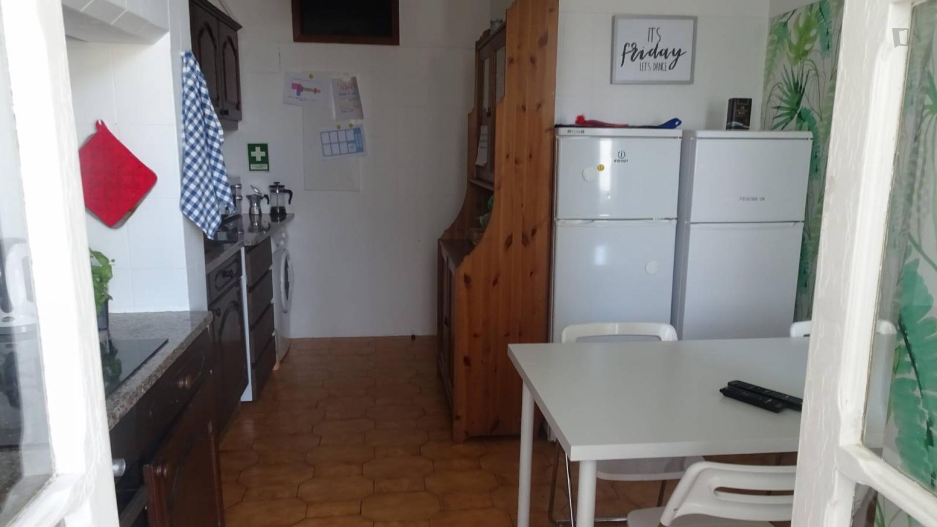 Foreiro- Piso muy bien situado en Lisboa