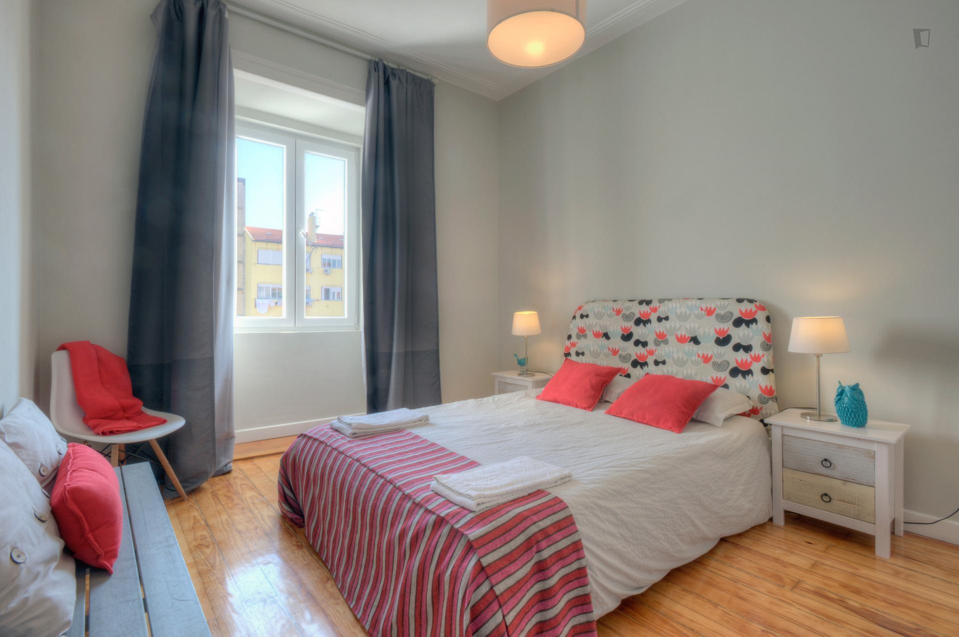 Anjos- Beautiful 5 Bedroom Apartment in Lisbon