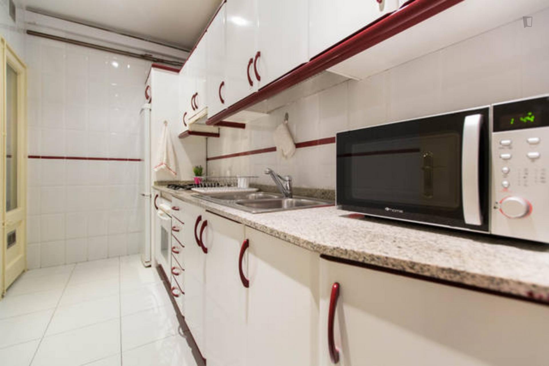 Molló 2 - Spacious apartment in Barcelona