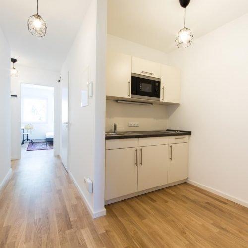 Archibald - Modern expat flat in Berlin