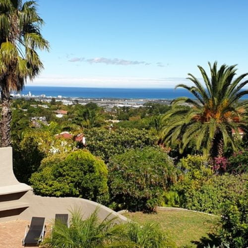 Helderberg 2 - Luxury apartment with sea view in Cape Town