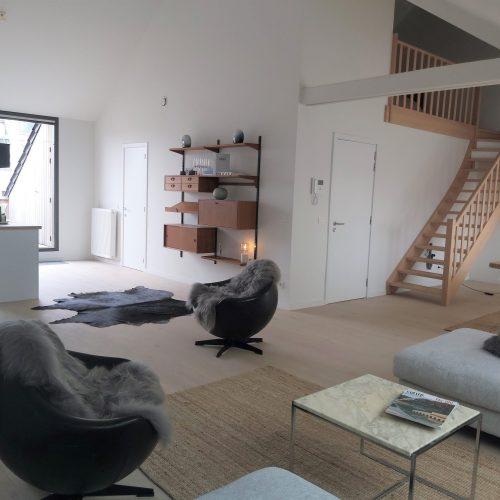 Katelijnevest – Exclusive furnished apartment in Antwerp