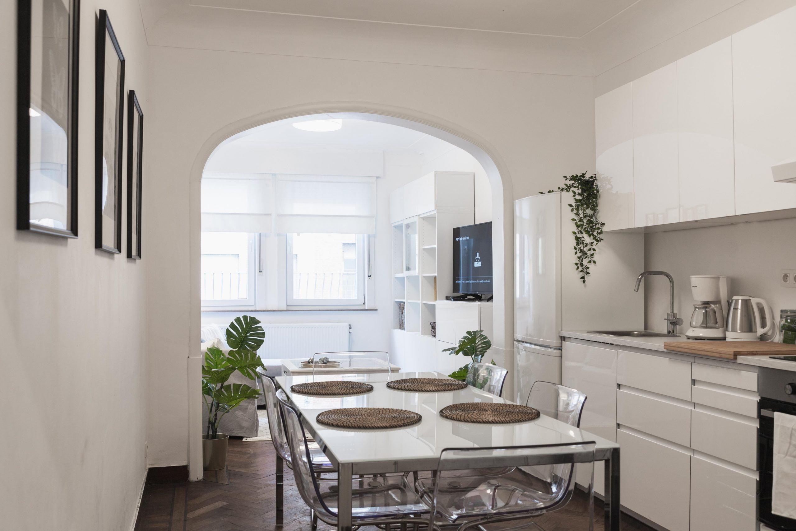 Korte Leem 2 - Furnished expat home in Antwerp
