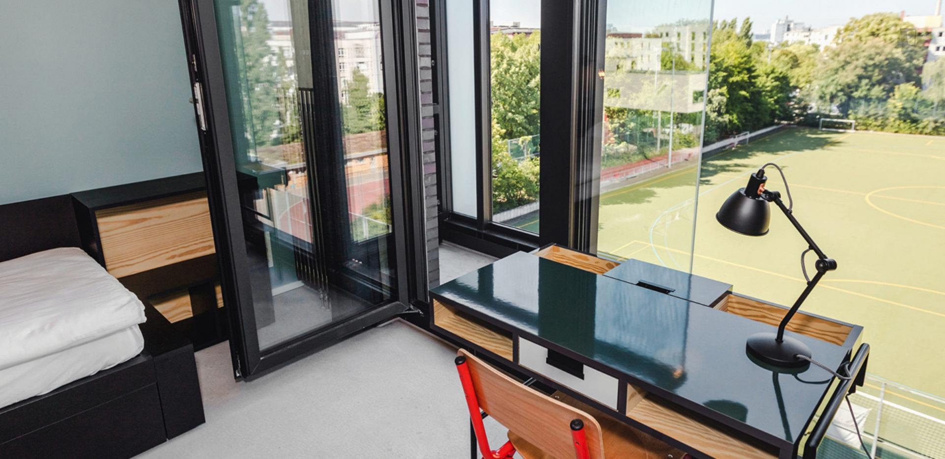 Stralsunder 2 - Studio in residence in Berlin