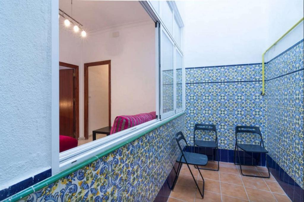 Picacho - Private room in flat in Málaga