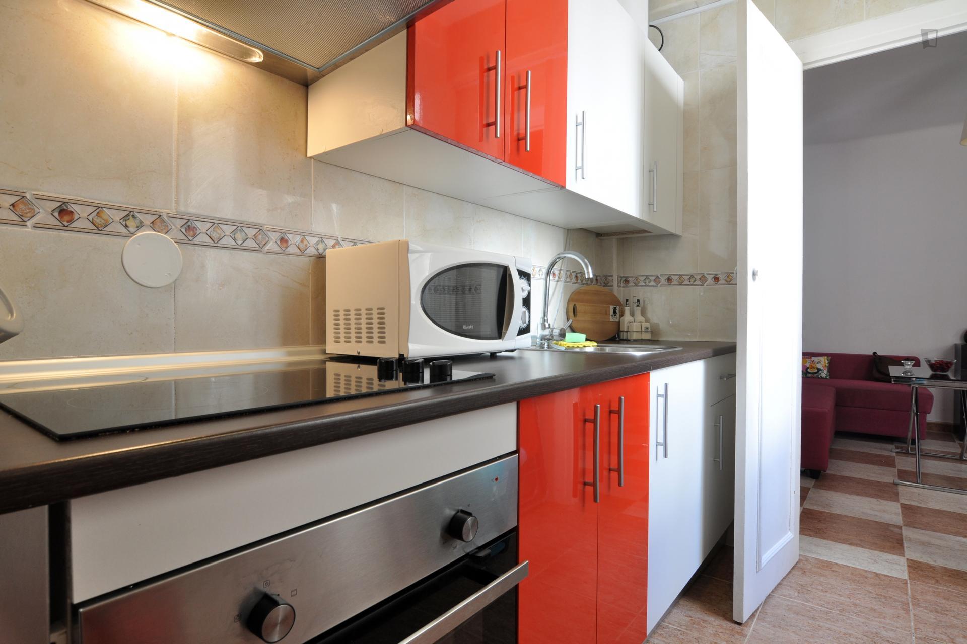 Mariana- Nice Student housing in Malaga