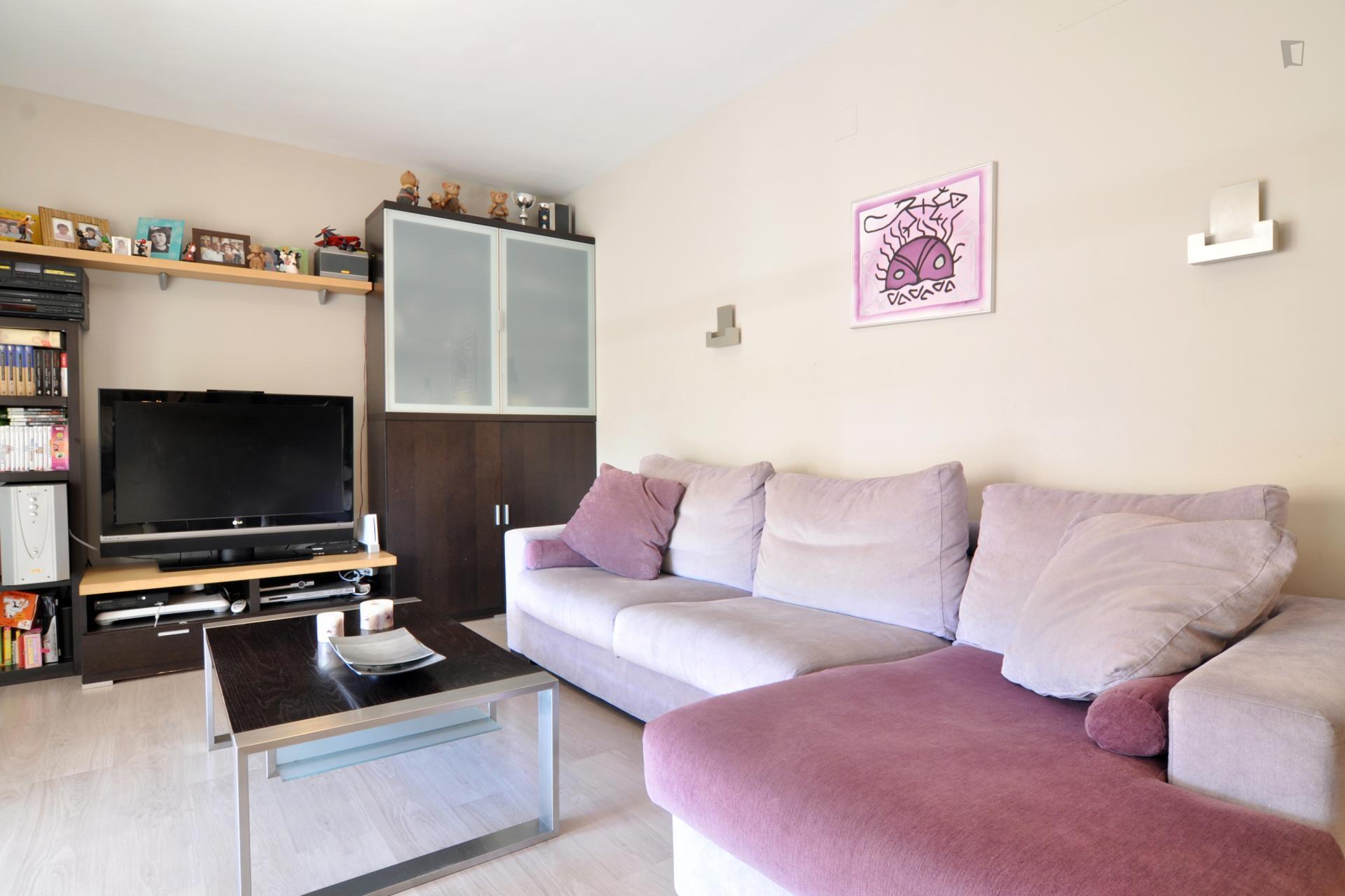Cruz -Modern and Functional flat in Malaga