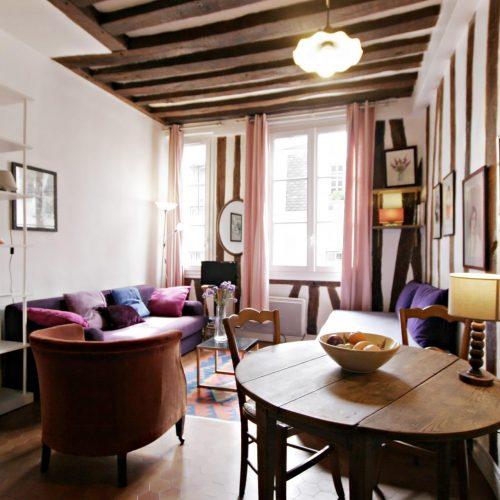 Colbert - Perfect Student Flat in Paris