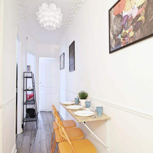 Paquelin - Really nice bedroom in Paris