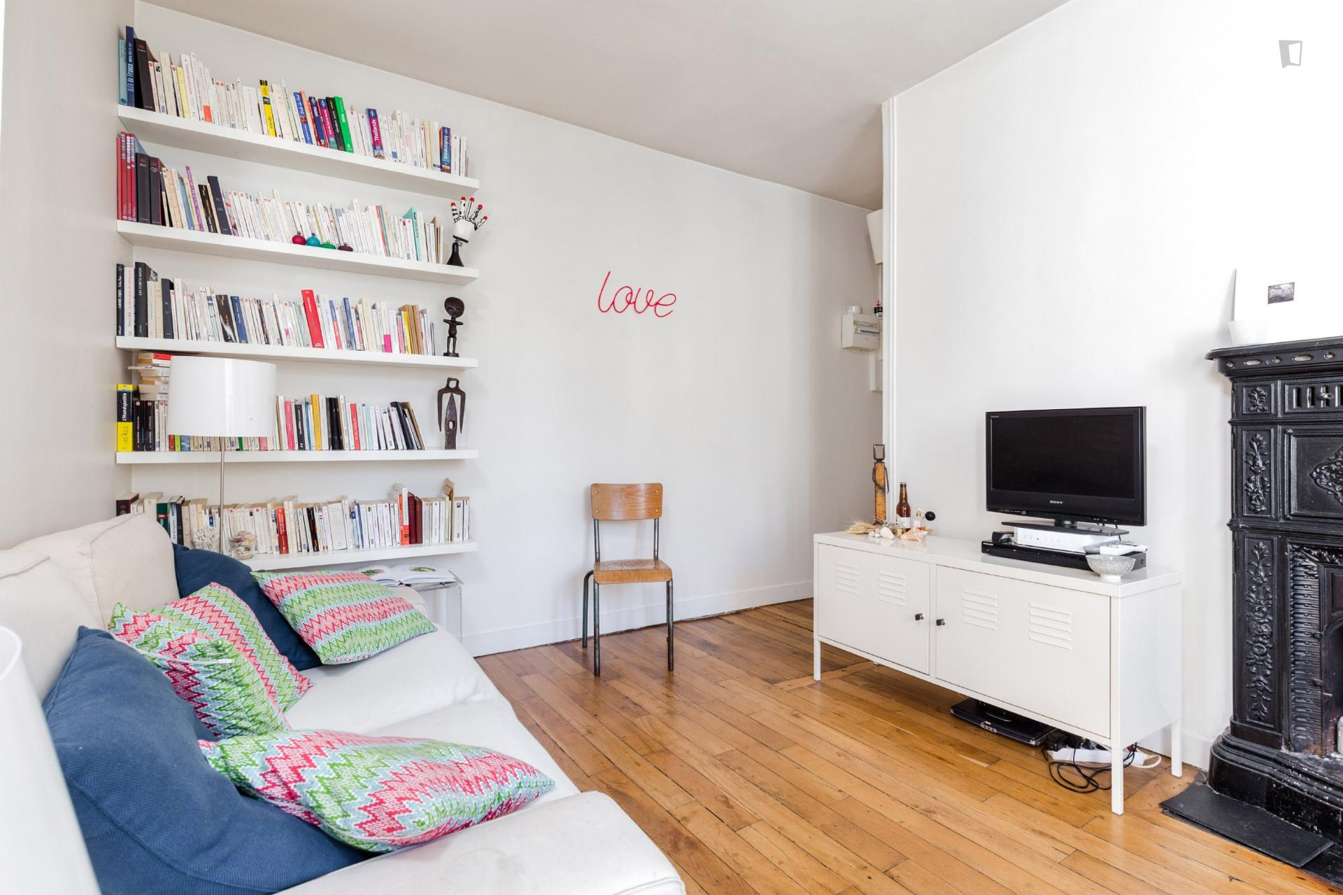 Nivert- Modern Flat for Expats in Paris