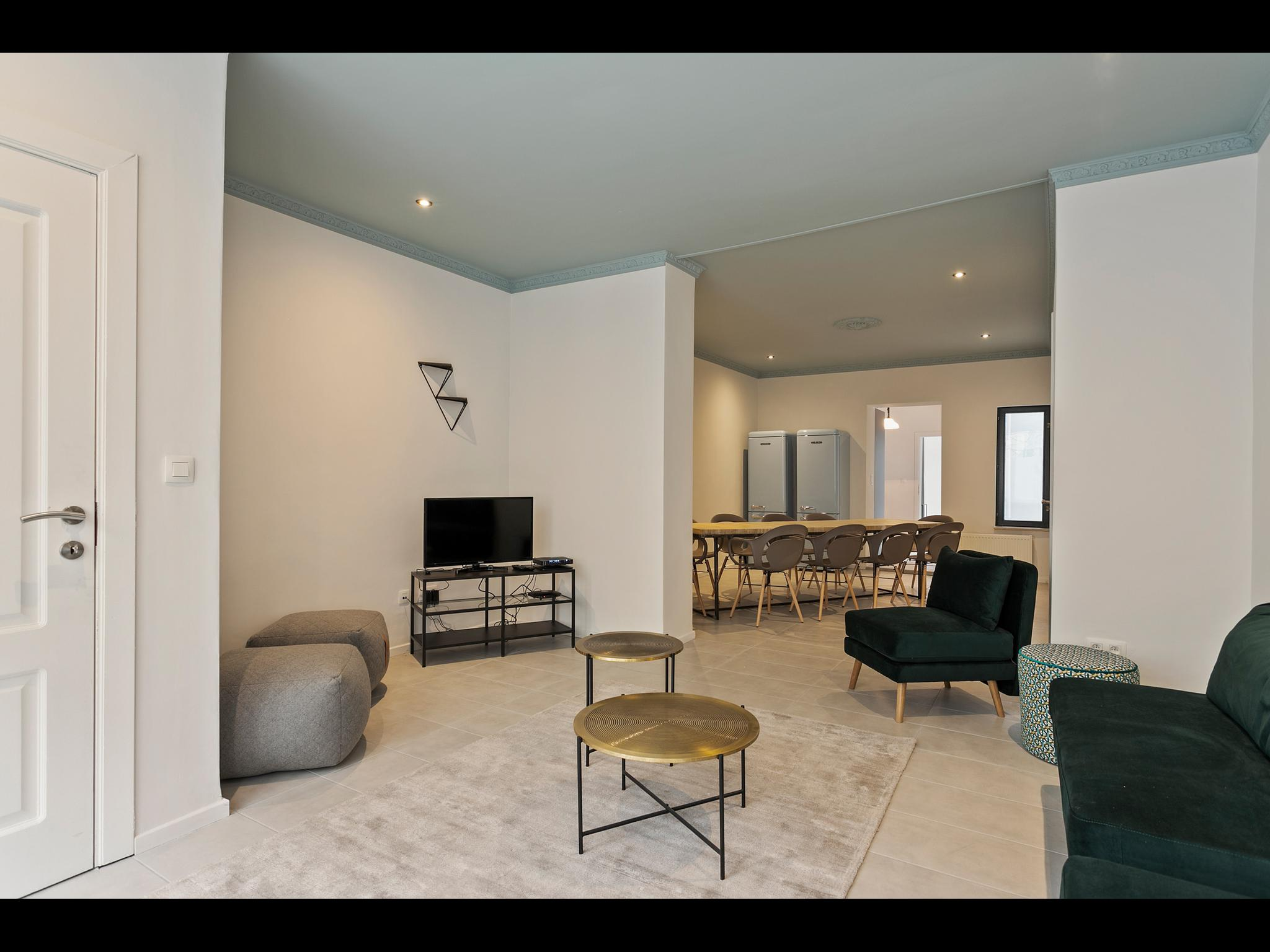 Pavie - Equipped expat apartment in Brussels