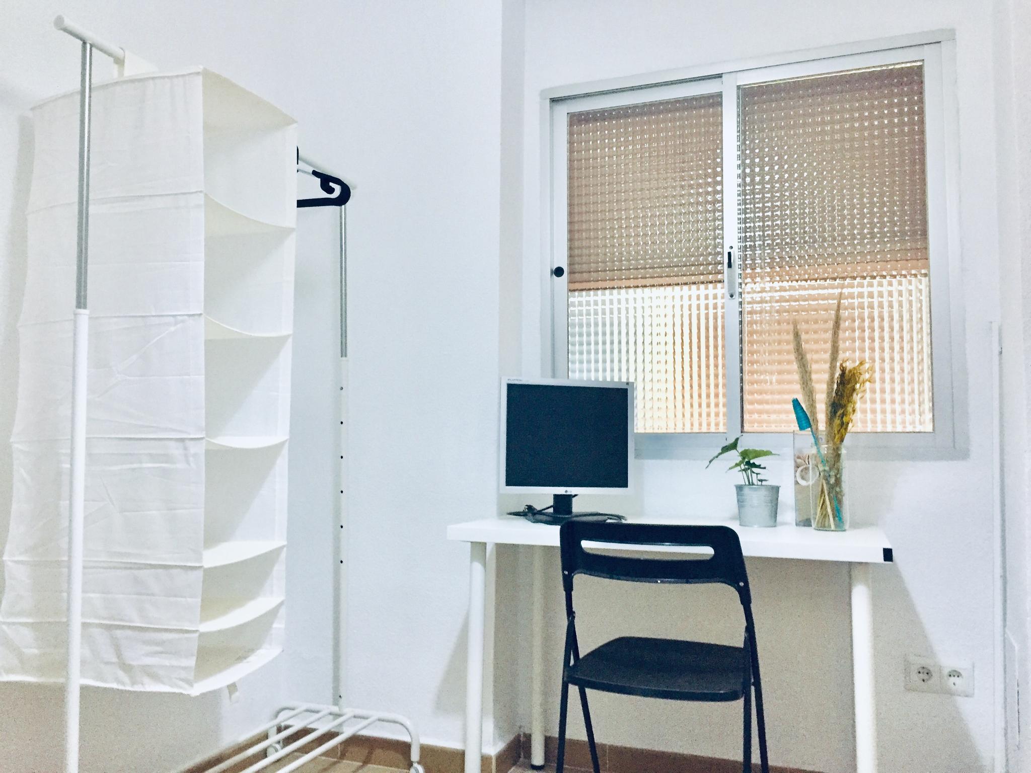 Tejeros - Bedroom in shared flat in Malaga