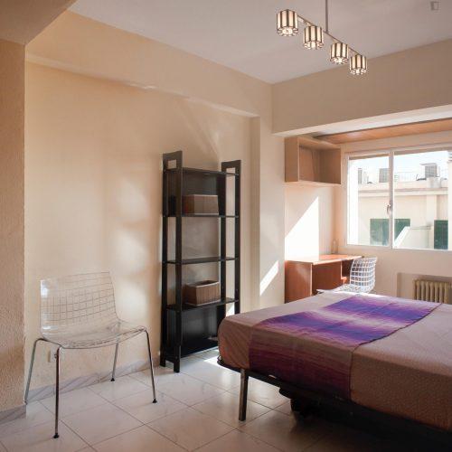 Letrán- Lovely double bedroom in Malaga