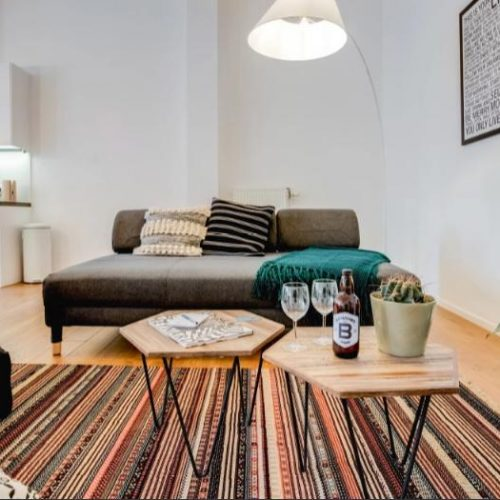 Livourne - Exclusive expat apartment in Brussels