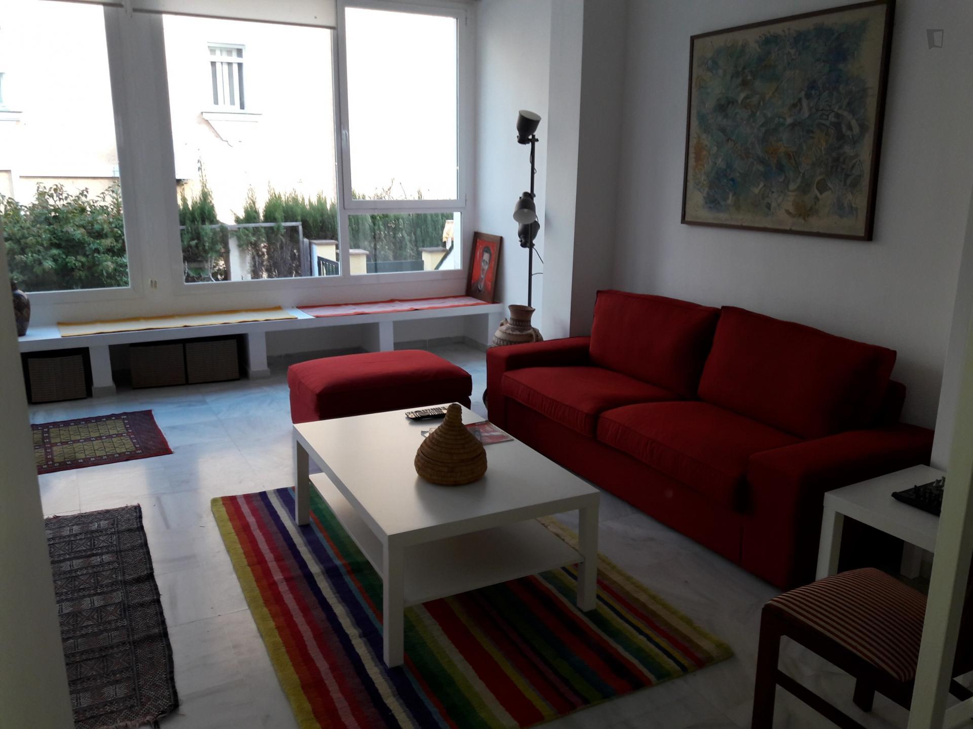Etiopía- Cozy and Warm 1 bedroom Apartment Malaga