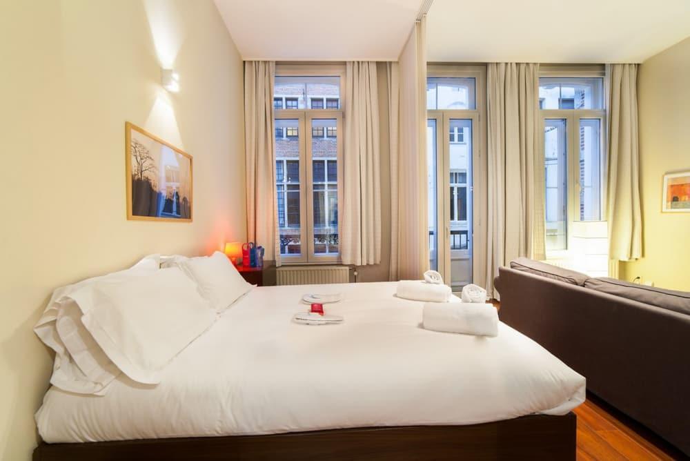 Brasseurs - Luxury studio in Brussels
