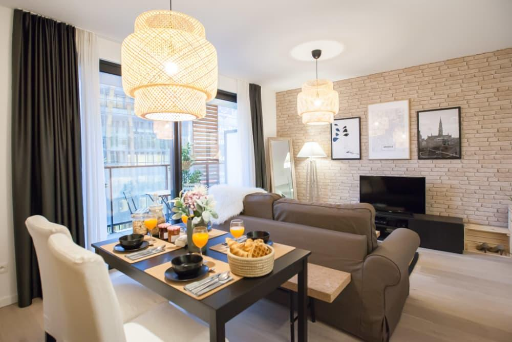 Belliard - Exclusive apartment for expats in Brussels
