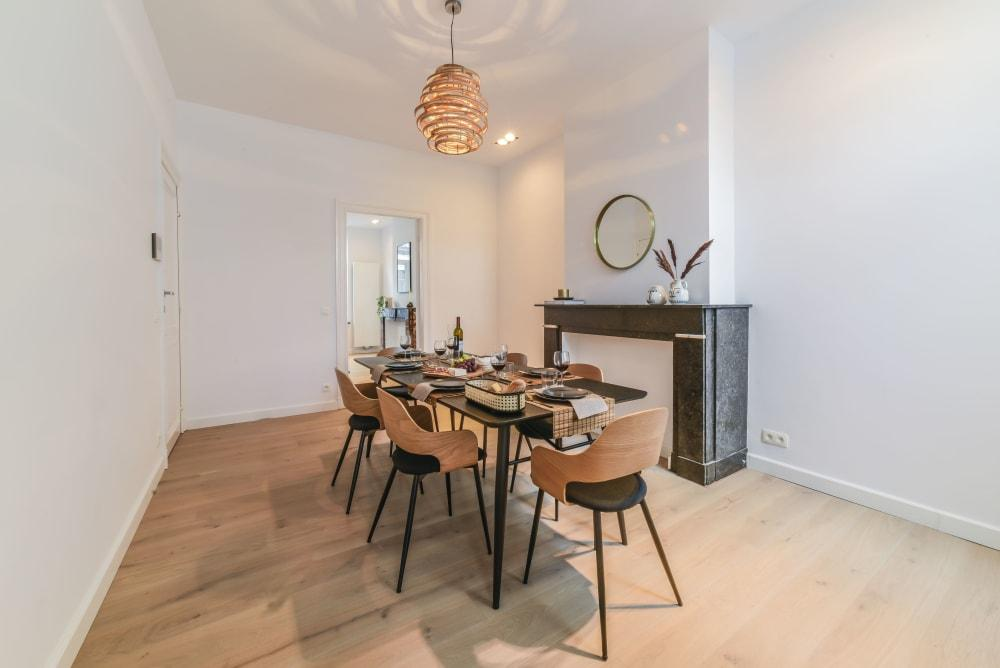 Antoine - Luxury furnished apartment in Brussels