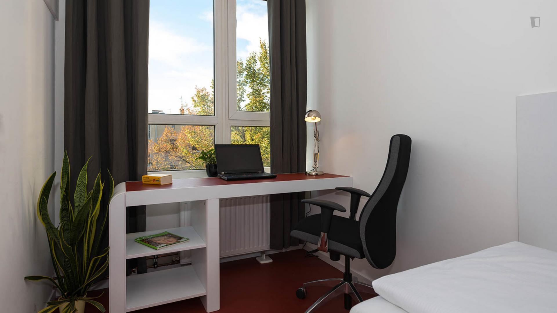 Cuvry - Entry ready studio in Berlin