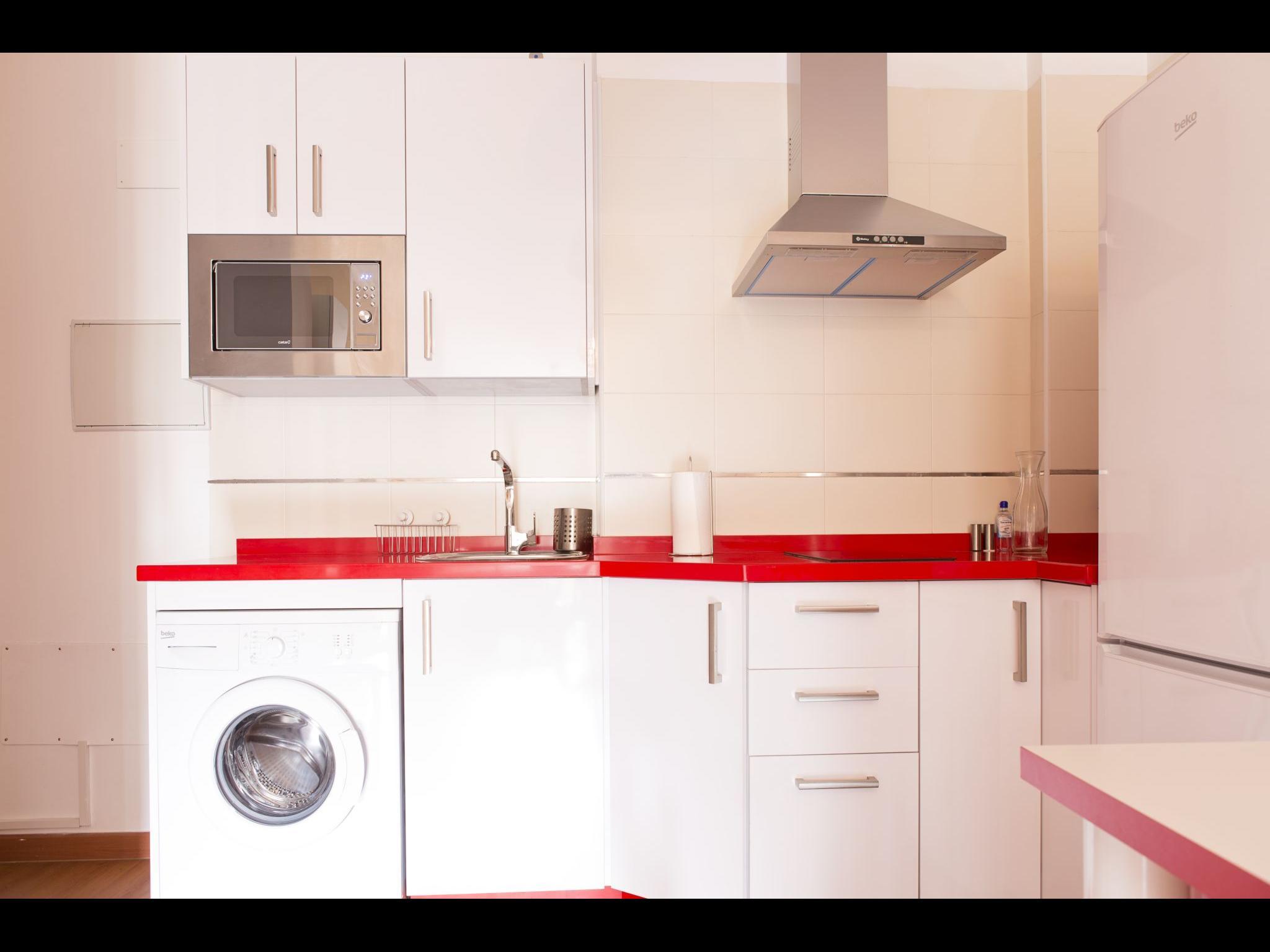 Carretería- Spacious Studio Apartment Malaga