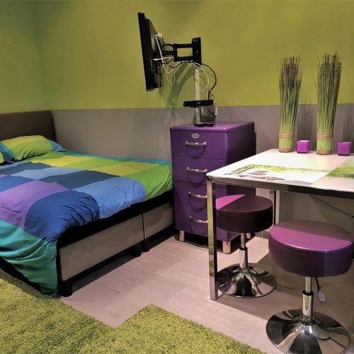 Begijnenvest - Entry ready studio in Antwerp