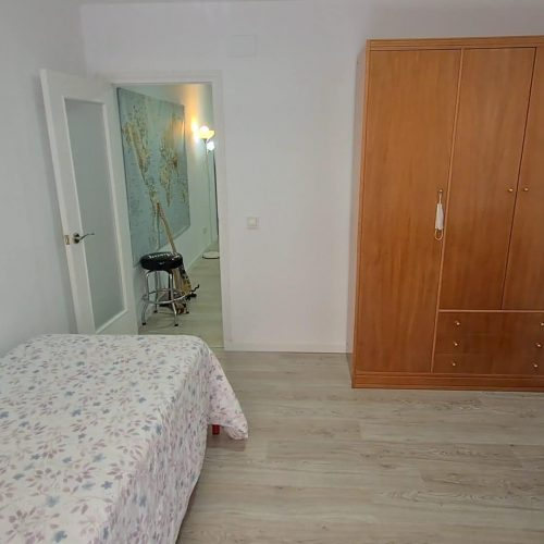 Gongora - Comfortable bedroom in Alicante