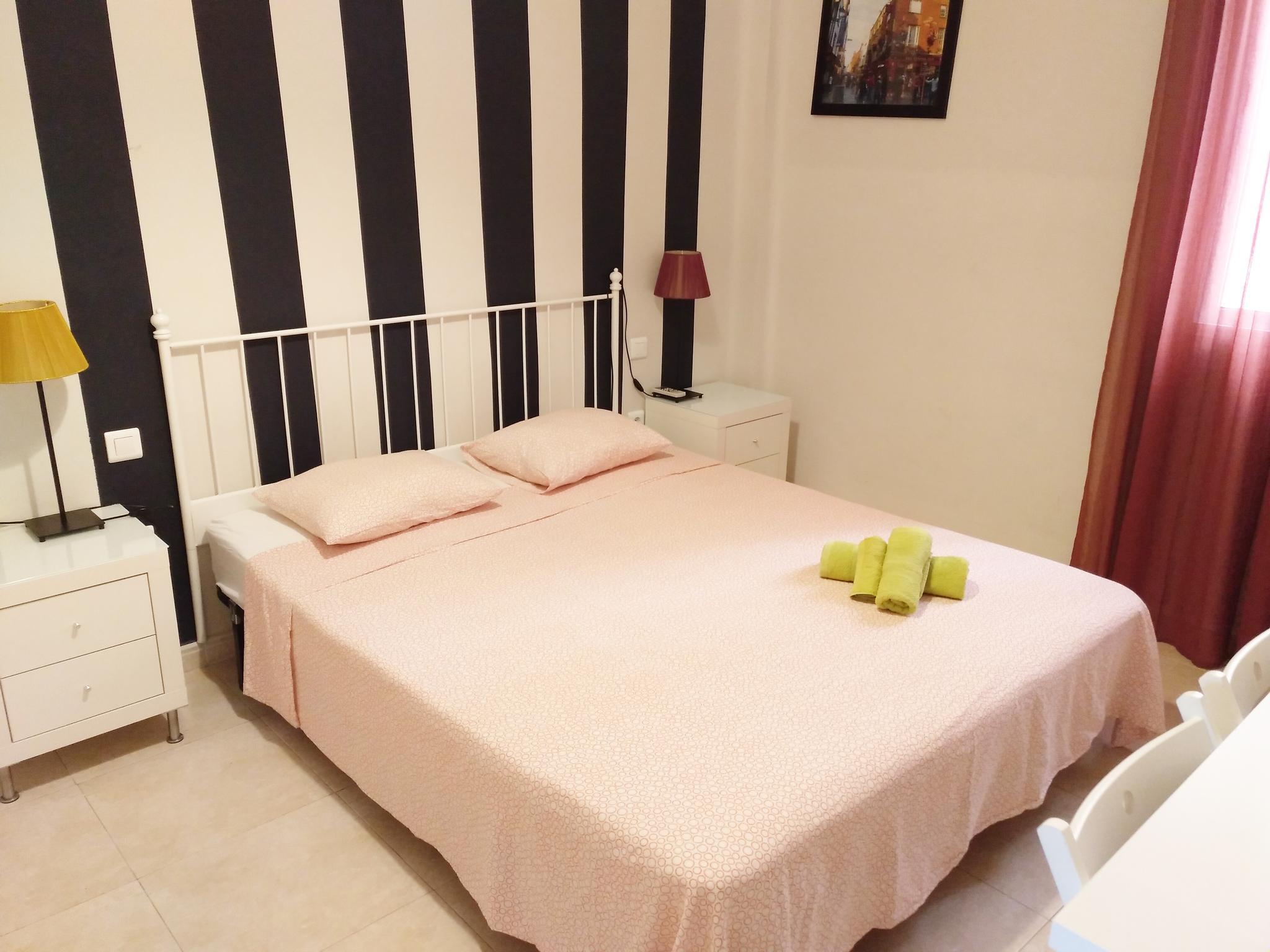 Heredia - Double bedroom in a flat Malaga