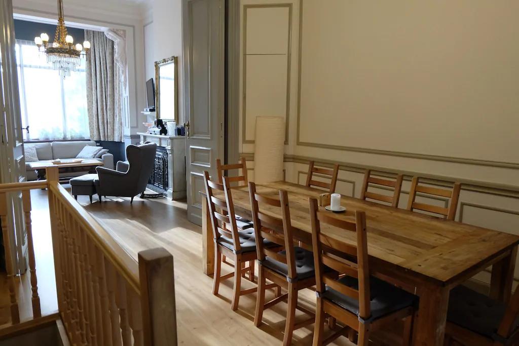 Vautier - Luxurious duplex in Brussels