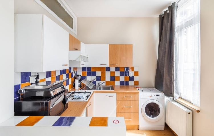 Zwaard - Equipped expat apartment in Brussels
