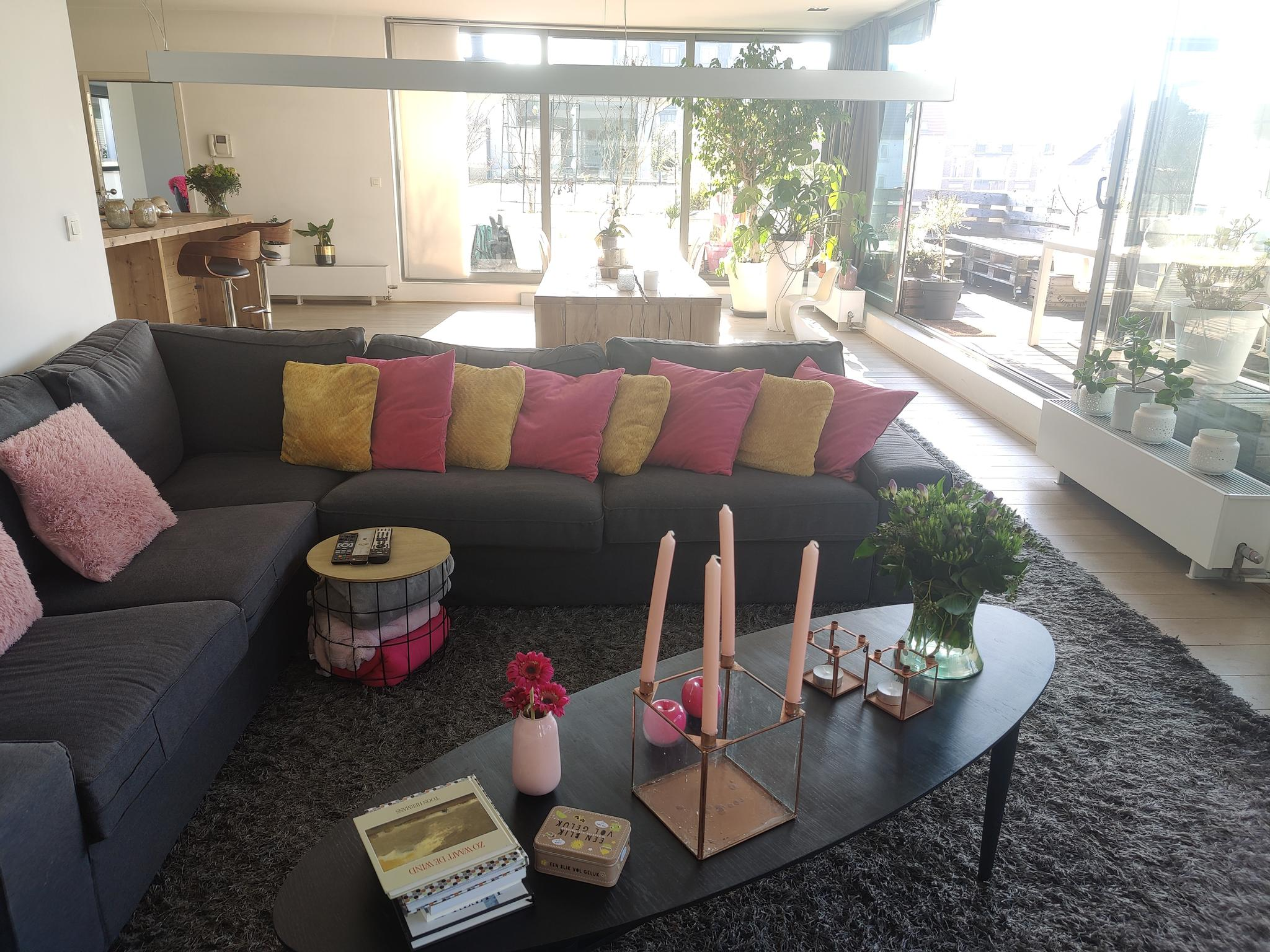 Washuis - Luxury apartment with terrace in Brussels