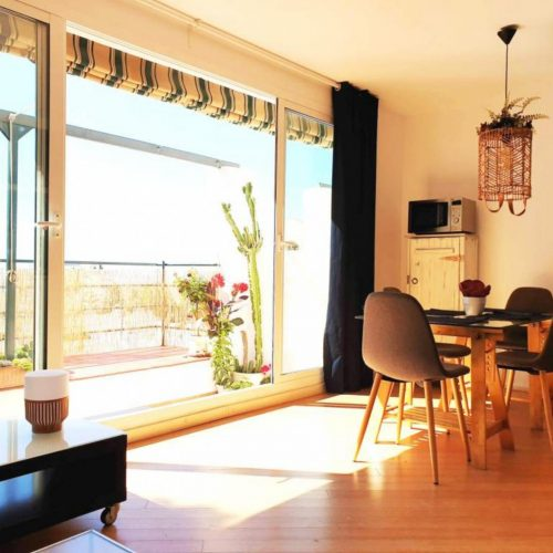 Cordera - Flat with Terrace and View in Malaga