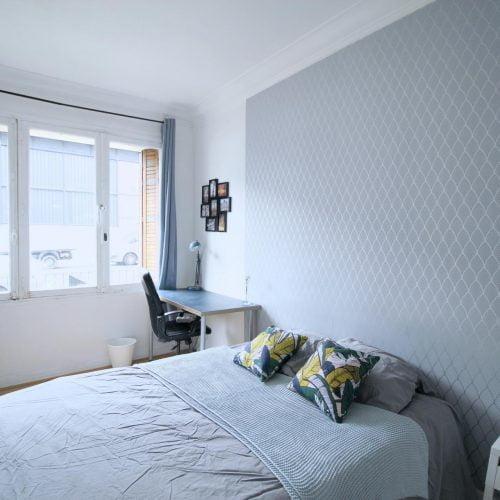 Nivert - Welcoming double bedroom in Paris