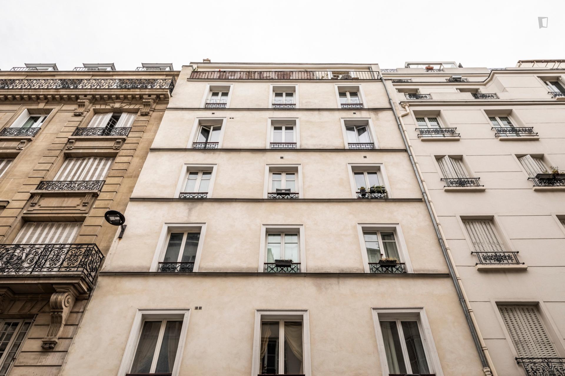 Armaille - Central studio in Paris