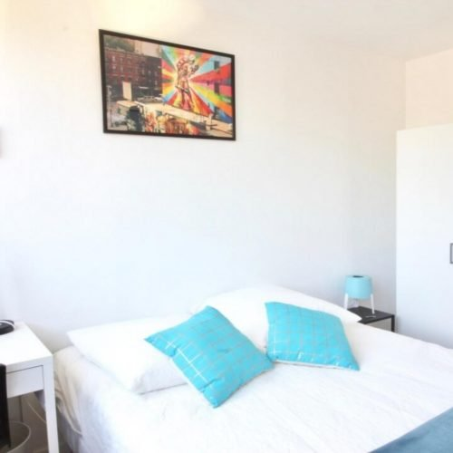 Nanterre - Double bedroom in a shared flat in Paris