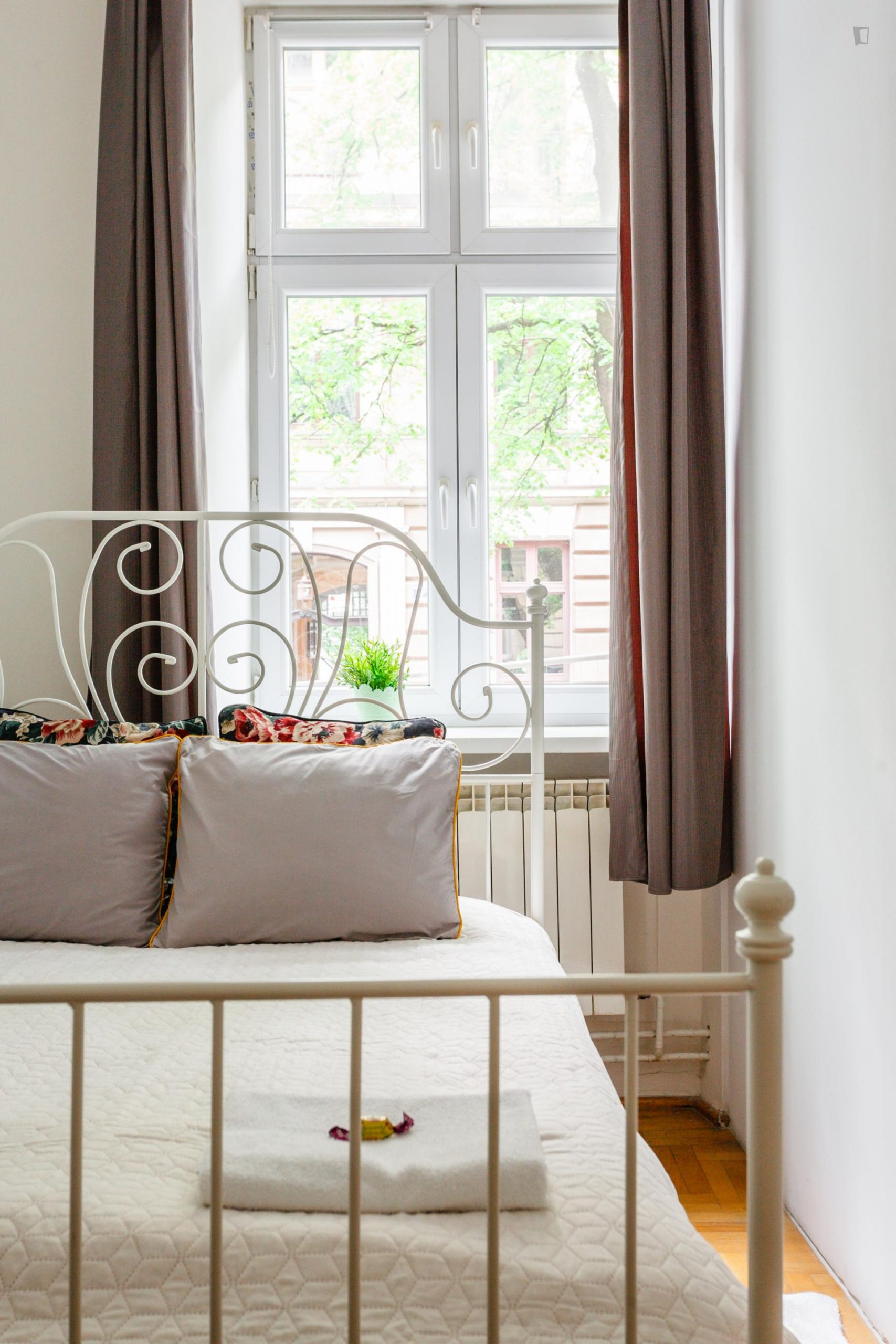 Bogus - Entry ready bedroom in Krakow