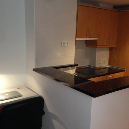 Egas- Flat located well for expats in Malaga