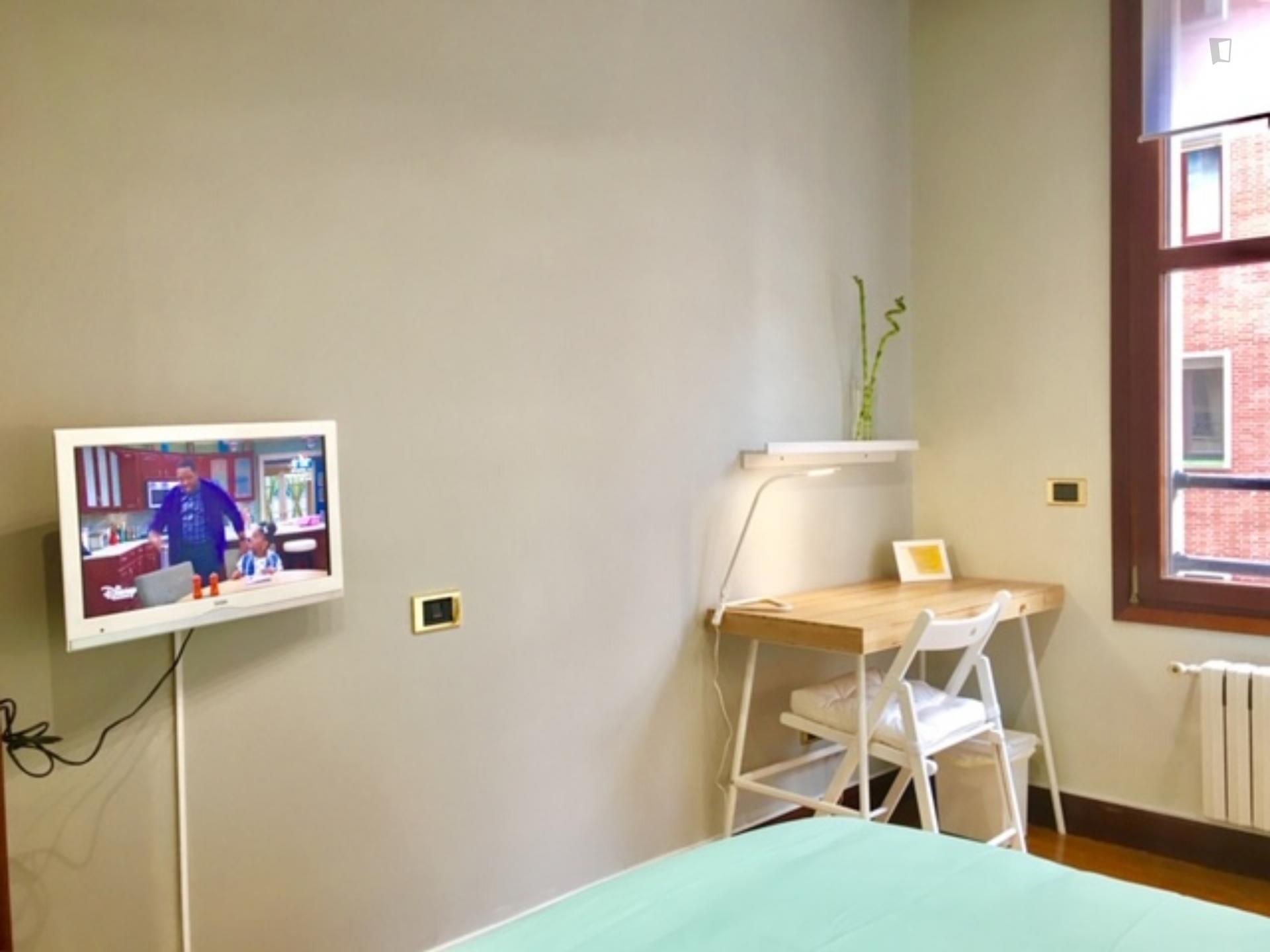 Parra - Furnished bedroom in Bilbao