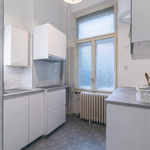 Falk - Single bedroom residence Budapest