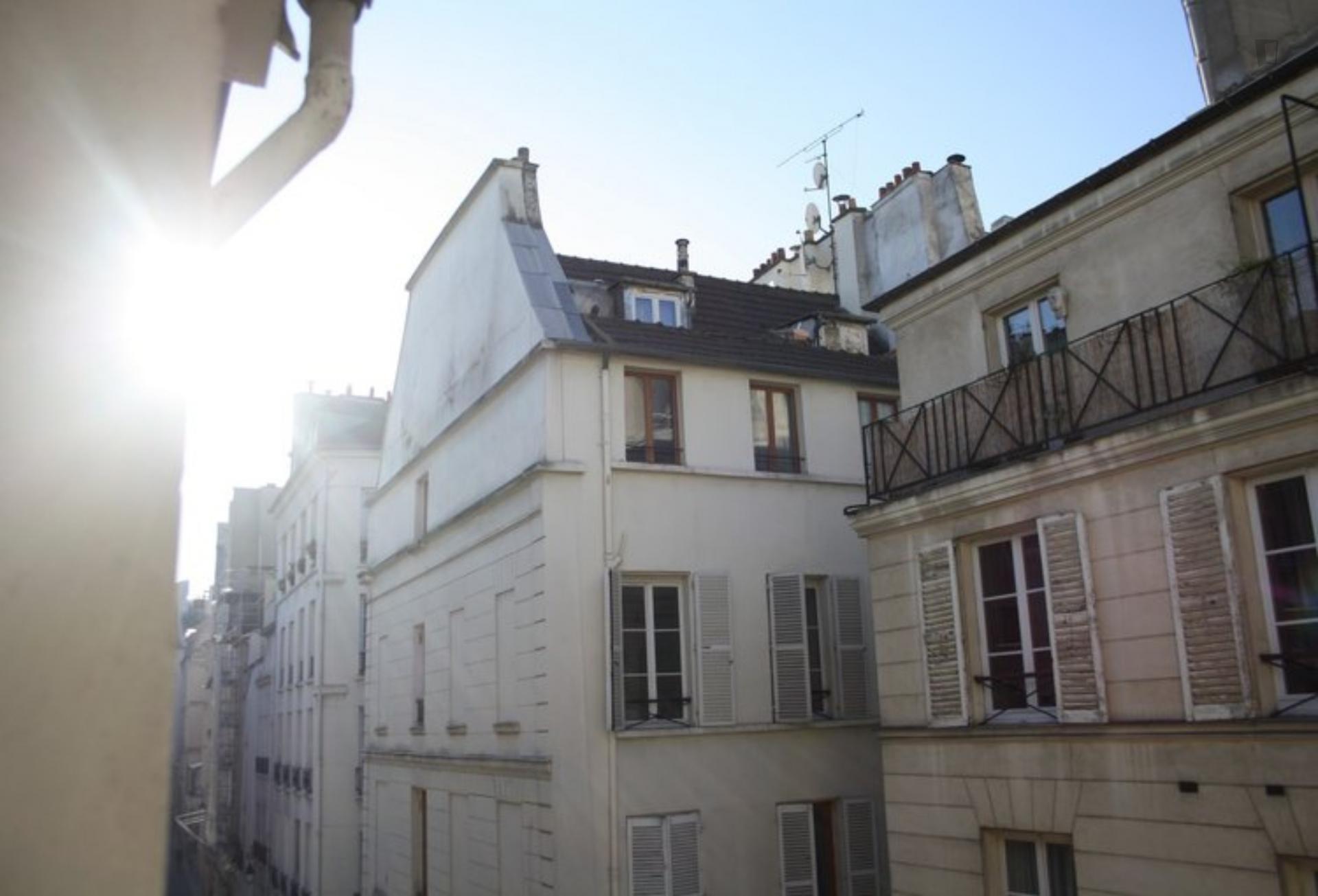 Bourse - Admirable studio in Paris