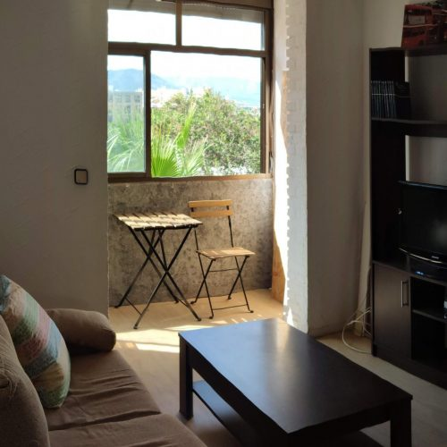 Blanca - Double room in Malaga in private apartment centrally located