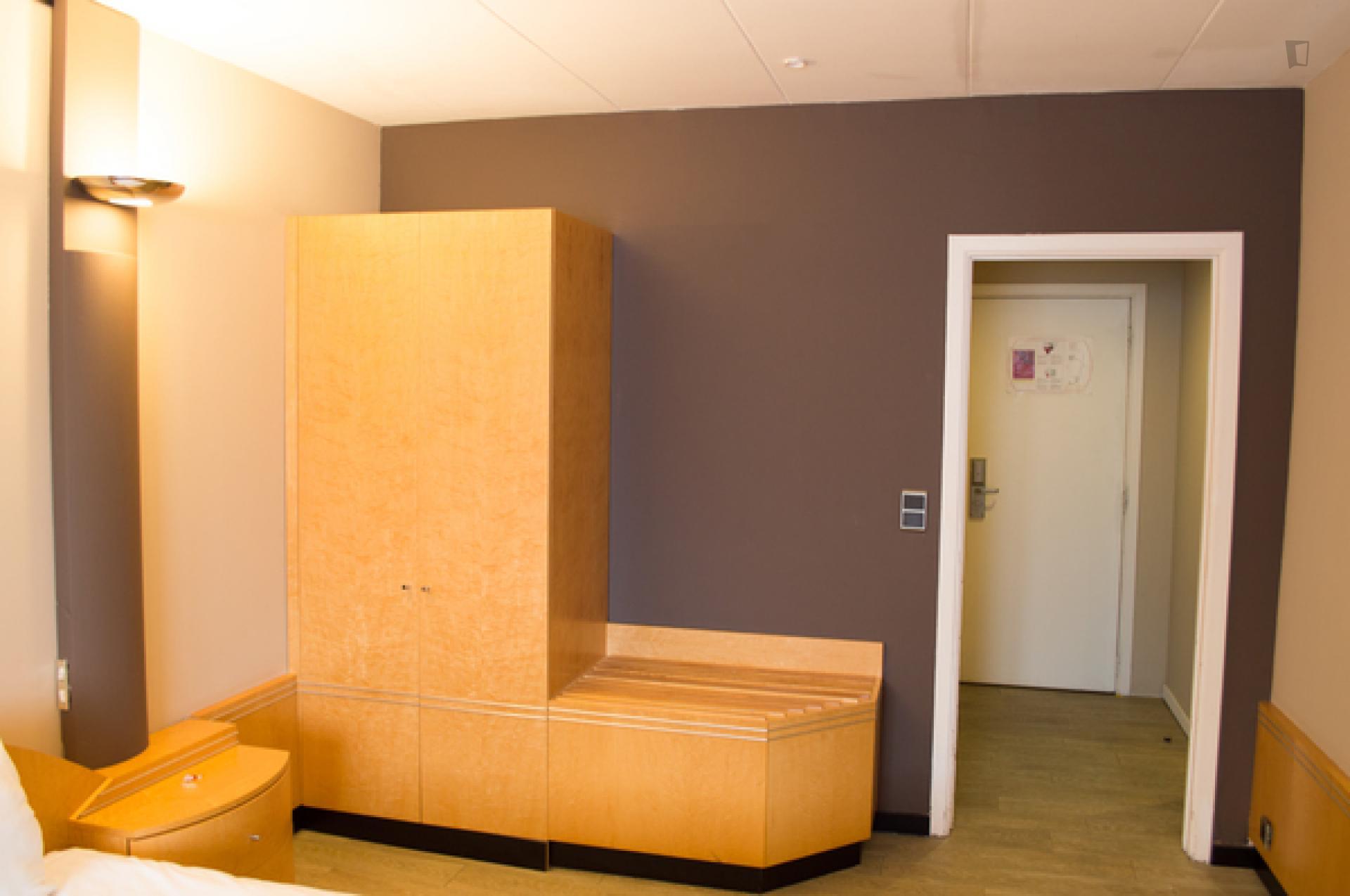 Waterloosesteenweg 2- Bedroom in shared flat in Belgium