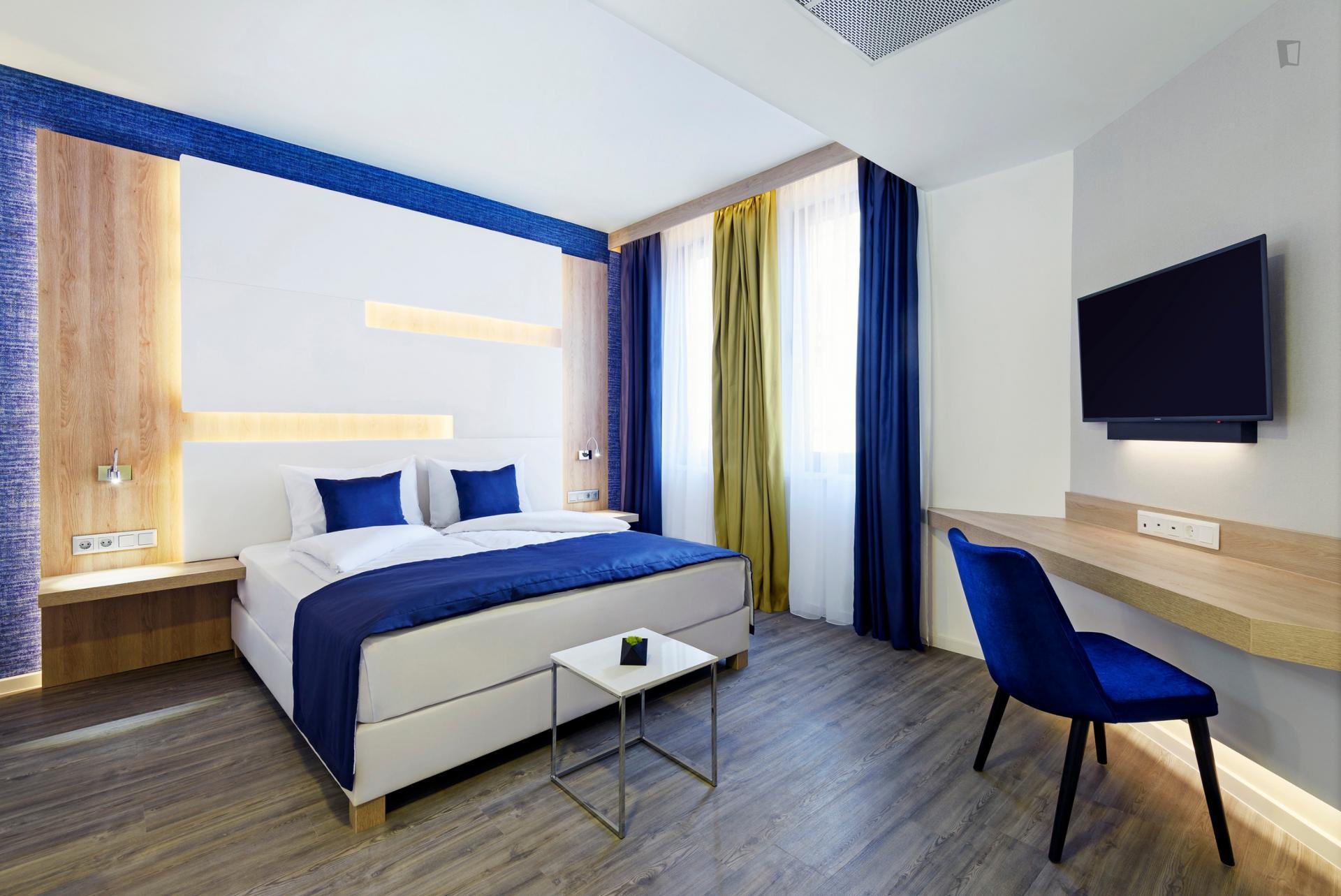 Klauzal - 1 room hotel apartment Budapest