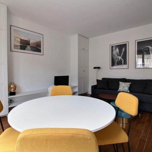 Rue Choron- Bright and spacious Studio in Paris
